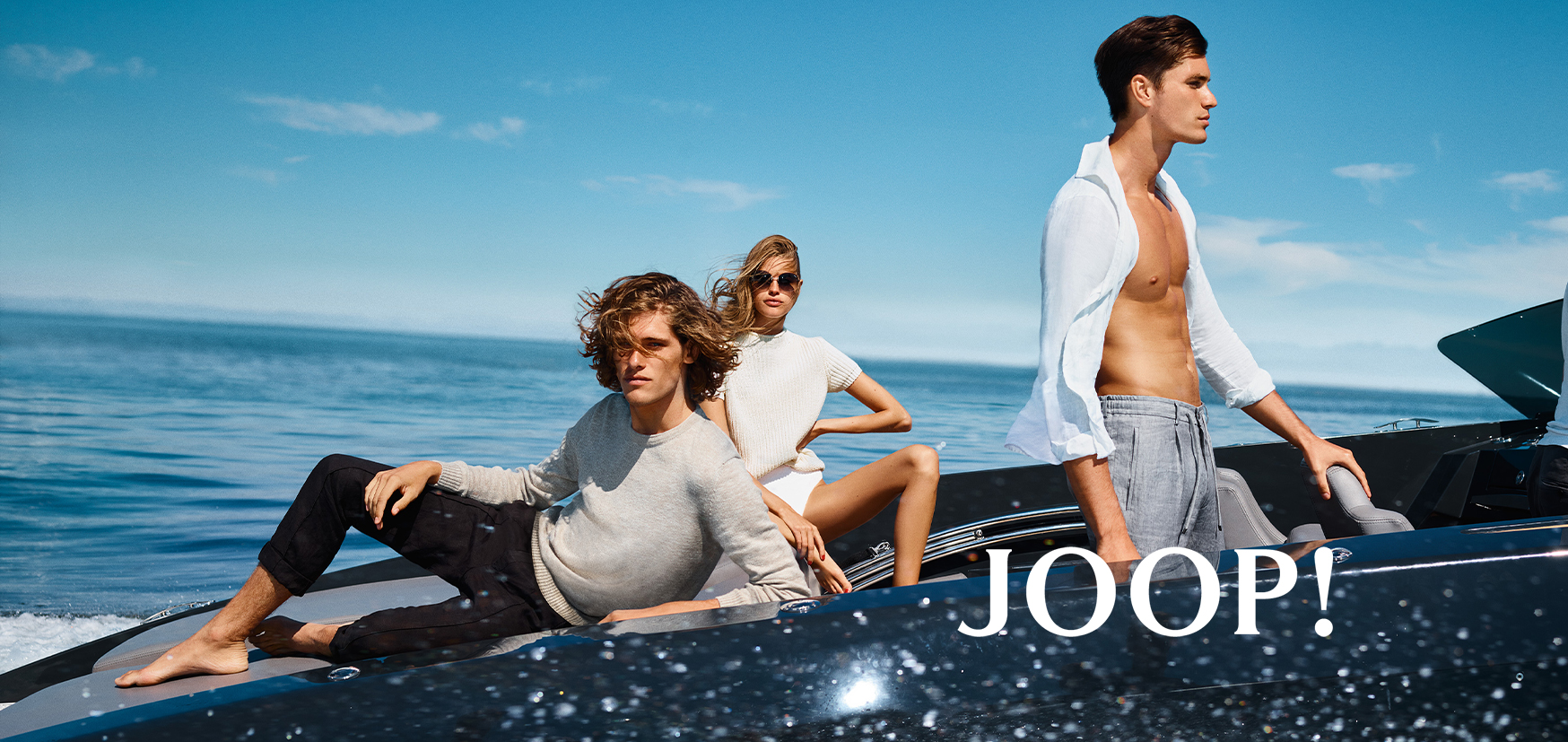 meet lace up in professional sale Fashion Consultant (Employee on call) JOOP! Store (d/f/m)